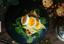 Dieta bez jajek