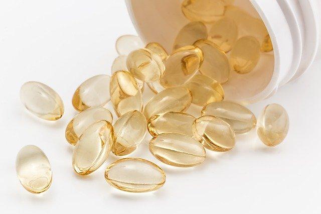 witamina d3 tabletki kapsułki