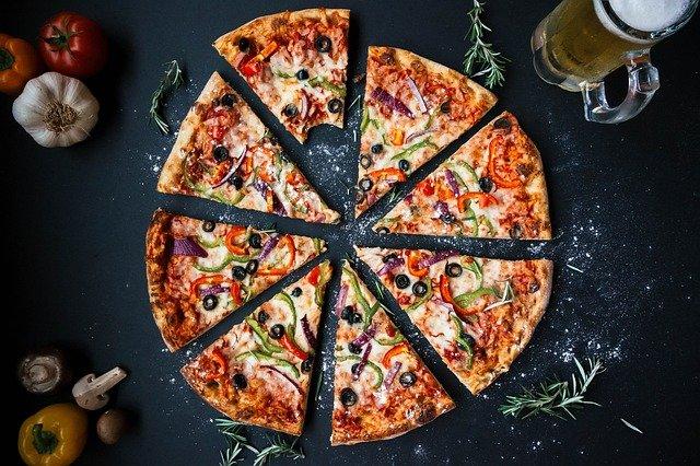Jak zrobić pizzę 1